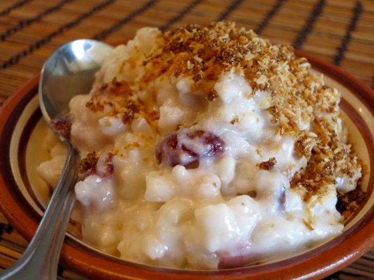 7необычных рецептов каш для полезного завтрака