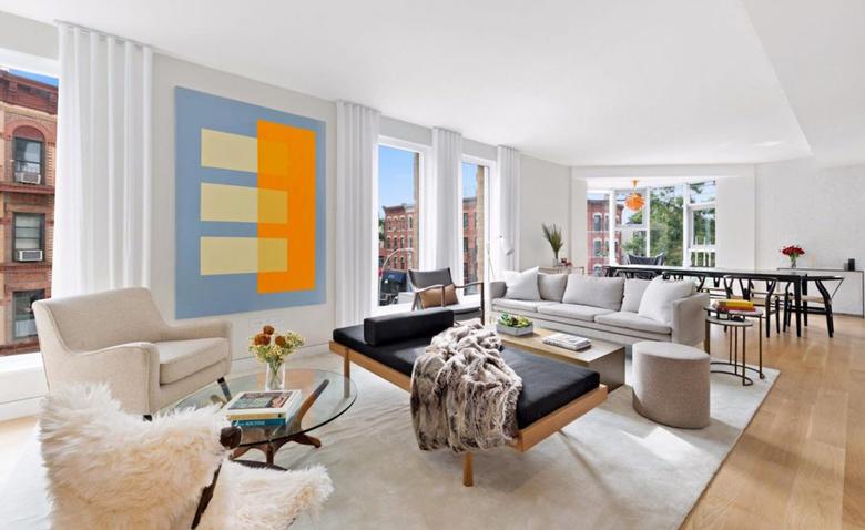Романтичная квартира в Бруклине