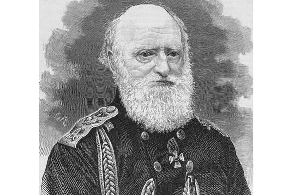 Мореплаватель и полярный исследователь Фердинанд Врангель
