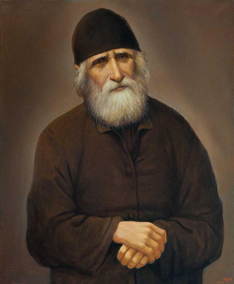 Паисий Святогорец: Насколько мы забываем себя, настолько Бог помнит о нас