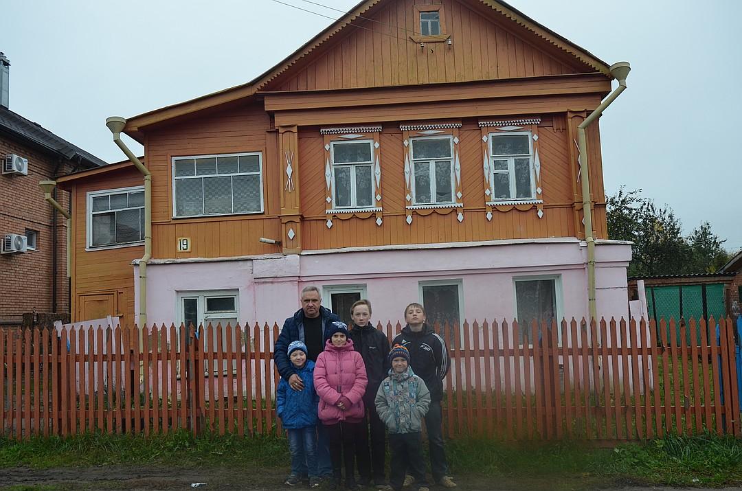 Старый дом Антишиных Фото: Алена Андрианова