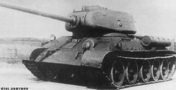 Ветеран-танкист Великой Отеч…