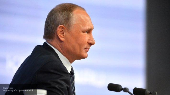 Владимир Путин обсудил Сирию и КНДР на встрече с членами Совбеза РФ