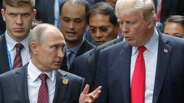 Спецслужбы США пытаются сорвать встречу Трампа с Путиным