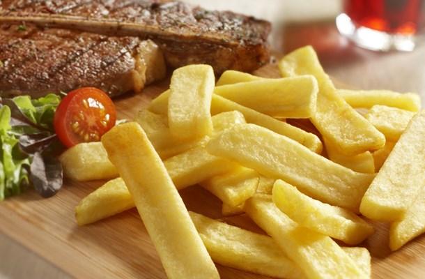 как сделать правильно картофель фри