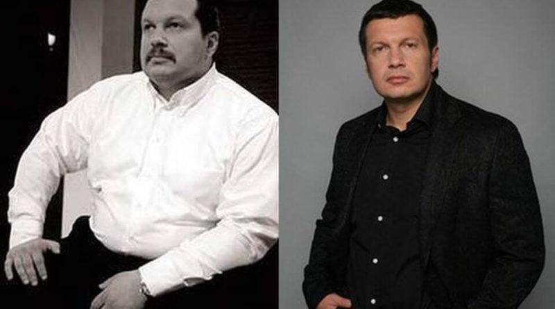 Диета Владимира Соловьева: к…