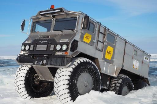Бурлак готов к покорению Северного полюса