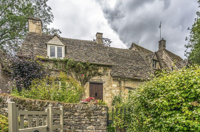 Бибери: самая красивая старинная деревня Великобритании