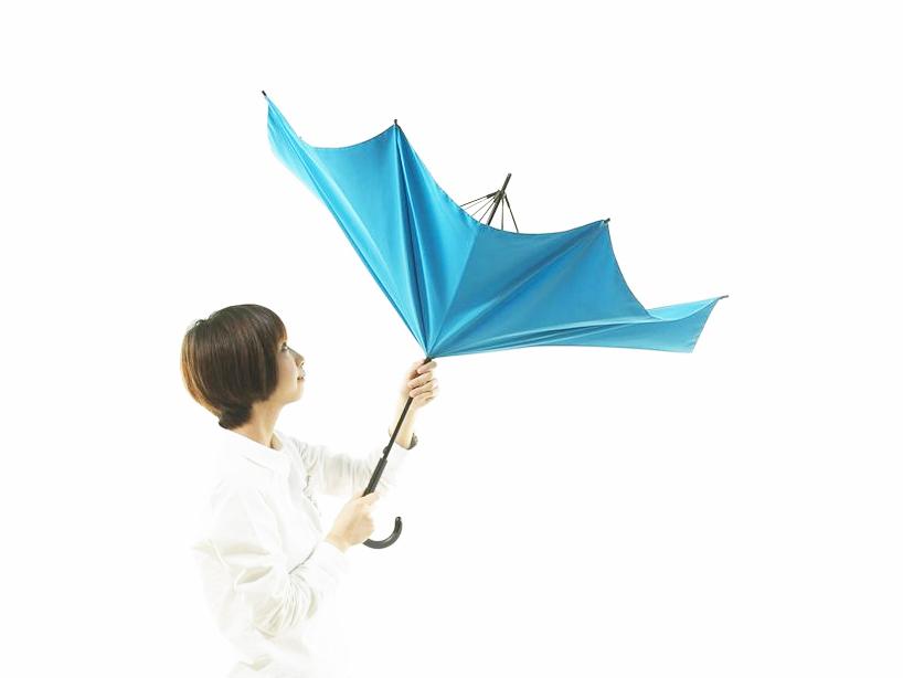 Зонтик наизнанку