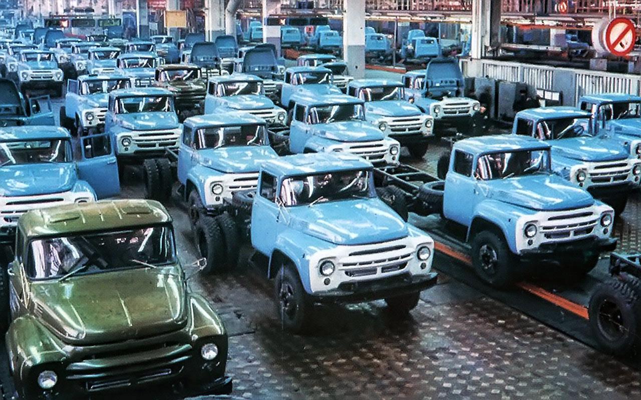 Завод ЗИЛ успешно перезапустили новые владельцы в Мексике