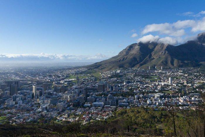 Место рождения современной Южной Африки - контрастной, яркой, самобытной, таинственной, загадочной.