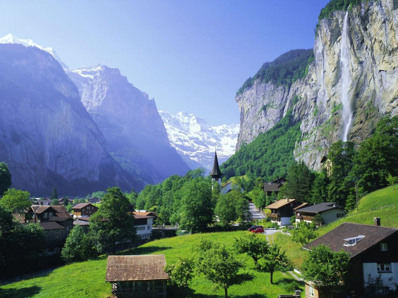 10 самых красивых долин мира, где многие мечтают побывать!