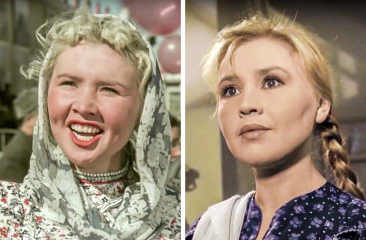 Как прошла жизнь 15 красавиц советского кино (Оказаться на месте некоторых нет желания)
