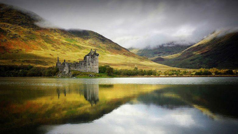 Завораживающая красота Шотландии