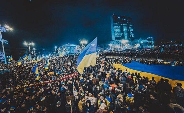 Киев защищает российские города от наплыва радикального быдла
