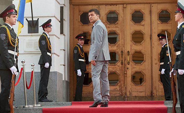 Страна (Украина): за «Слугу народа» ответит
