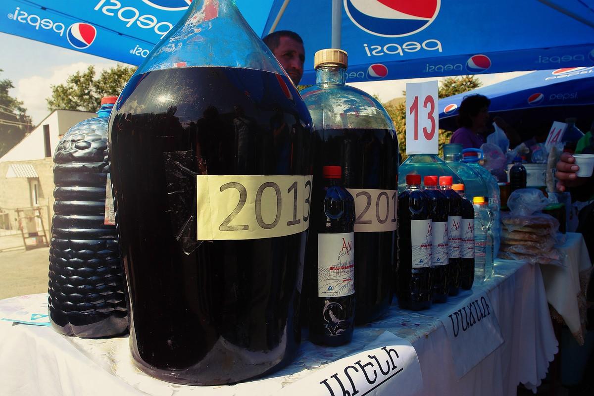 Areni26 Фестиваль вина в армянском Арени