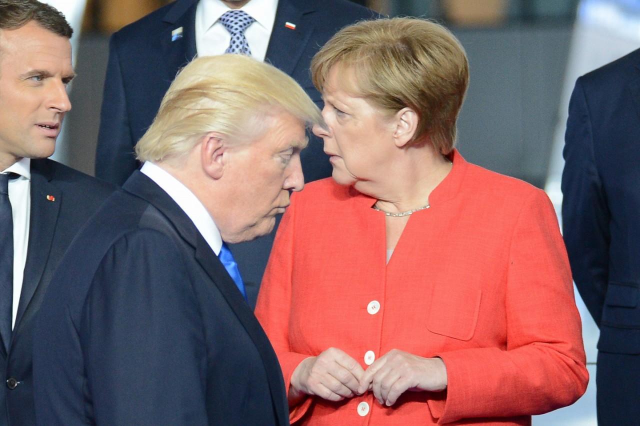 Трамп вновь напомнил Германии, что она недоплачивает НАТО