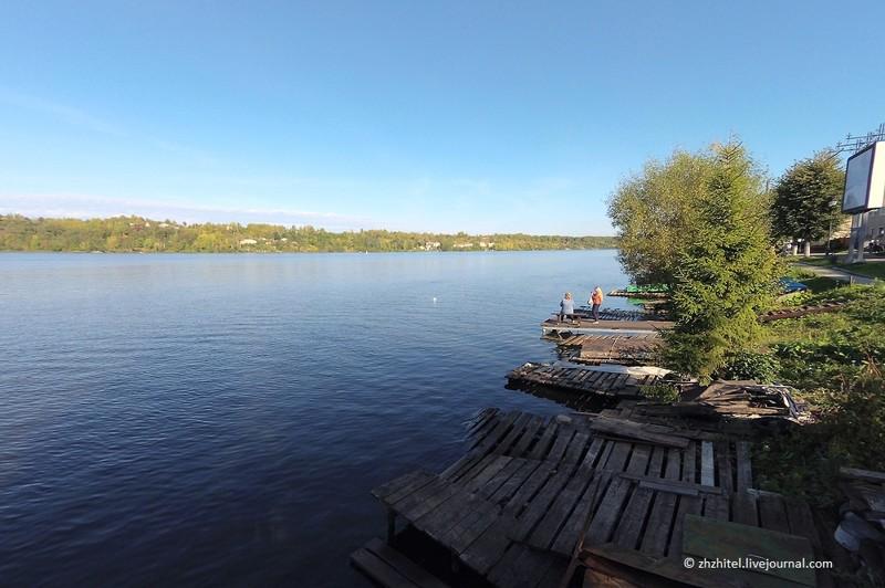 Плёс. Золотая осень на Волге путешествия, факты, фото