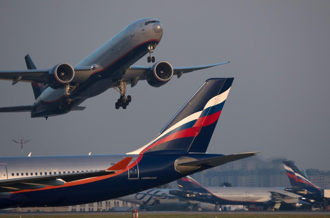 Аэрофлот назван лучшей авиакомпанией Европы