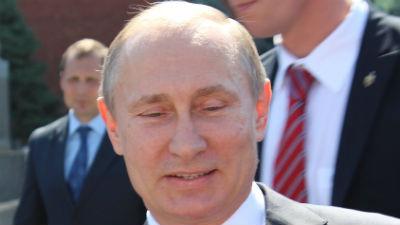 Кремль объяснил, почему Путин не поздравил с Днем Победы президентов Украины и Грузии