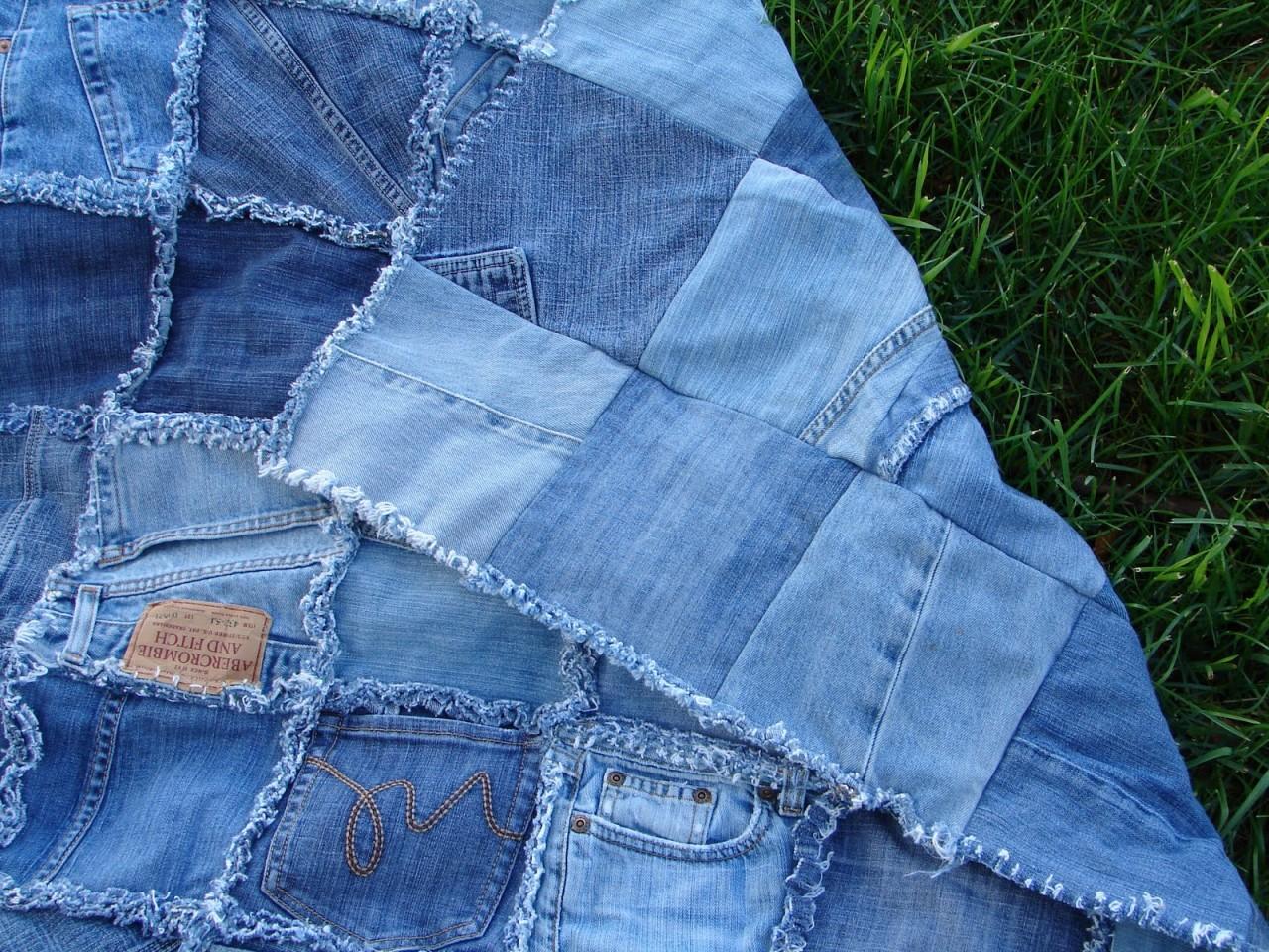 Перешиваем джинсы своими руками