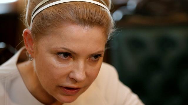 Тимошенко публично обвинила украинские власти в «газовой химии»