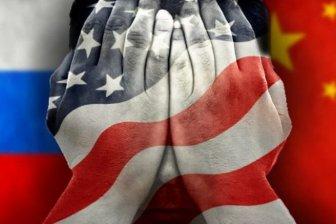 Россия и Китай сошлись в схватке за выборы в США
