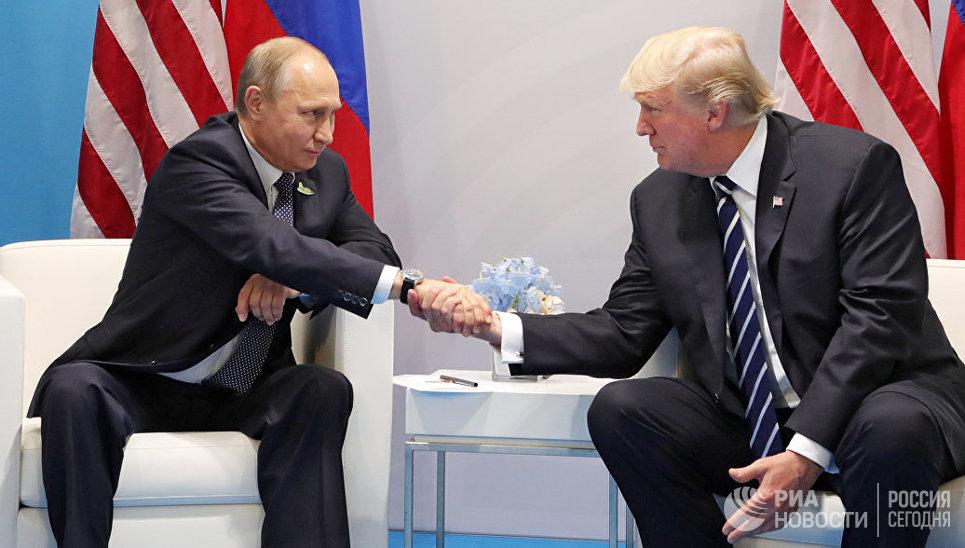 Трамп сдаст все: два взгляда…