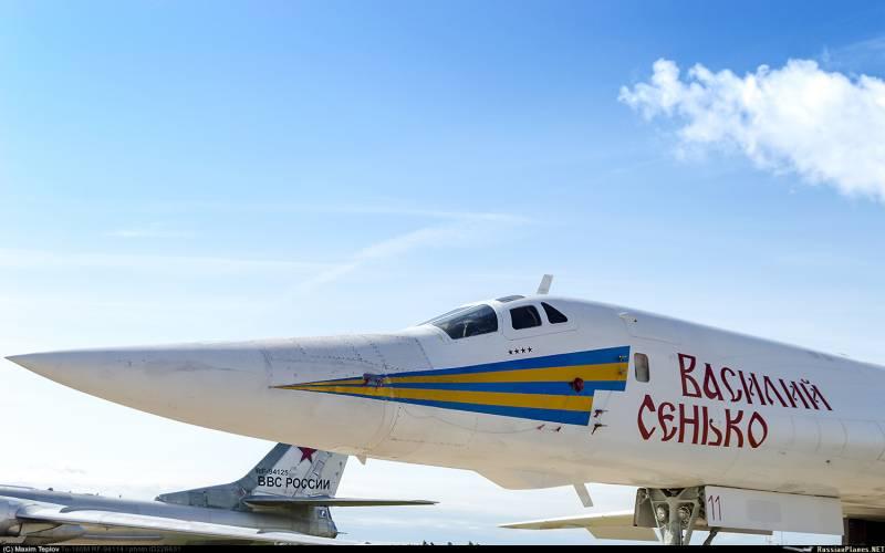 Ту-160М2 — потенциально удачный бомбардировщик