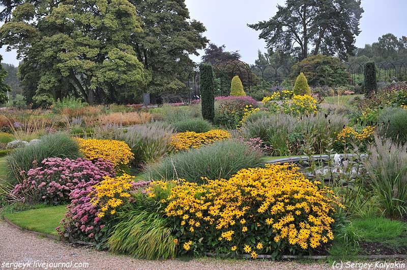 Пит Удольф и Том Сюарт-Смит: сады Трентхэм (Trentham Gardens)