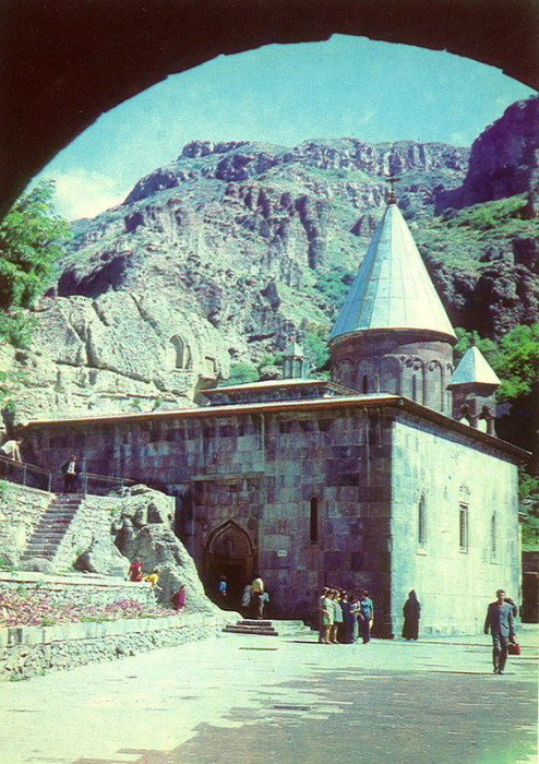 Памятник архитектуры XIV века.