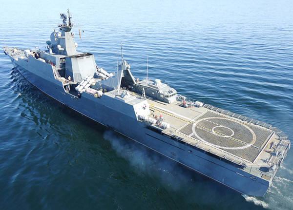 Очередной «Гепард-3.9» для ВМС Вьетнама спустили на воду в Татарстане