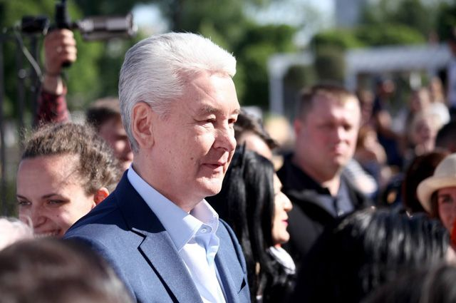 Собянин открыл новый городской парк «Братеевская пойма»
