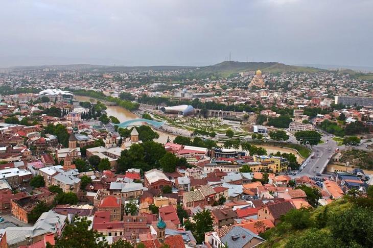 Грузия: Тбилиси и Боржоми