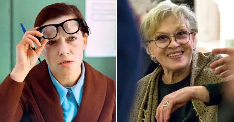 Актеры фильма «Служебный роман» тогда и сейчас