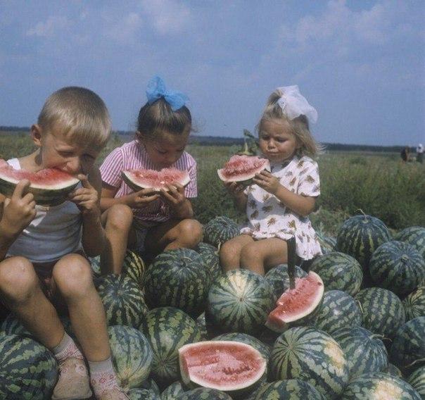 СССР был раем для детей и стариков. Но нас, как Адама, изгнали из него