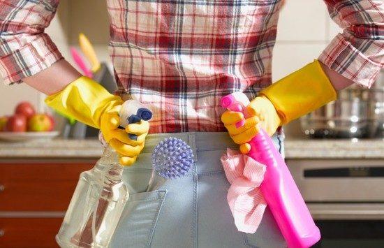 10 хитростей, которые помогут быстро убрать дом перед приходом гостей