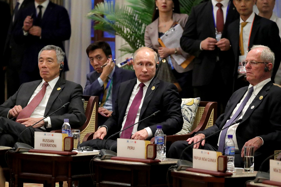 Россия сегодня. Взгляд Запада - хорошо бы новый 1991 год