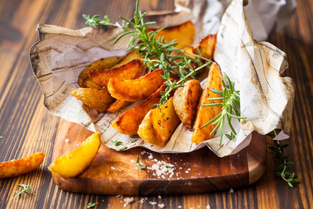 Как необычно приготовить картошку
