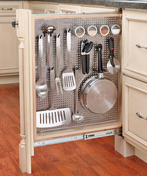 Шкафы на кухне своими руками фото