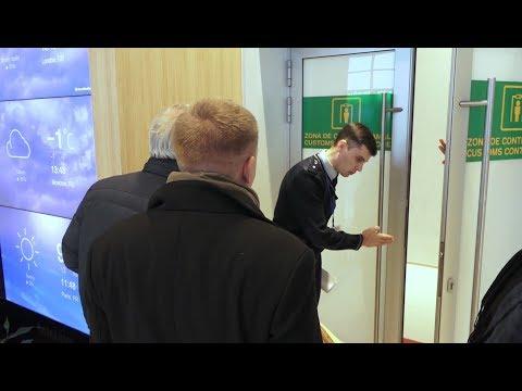 Кишинёв не пустил делегацию Москвы: «Вот ваши паспорта и пройдем-те в самолет»