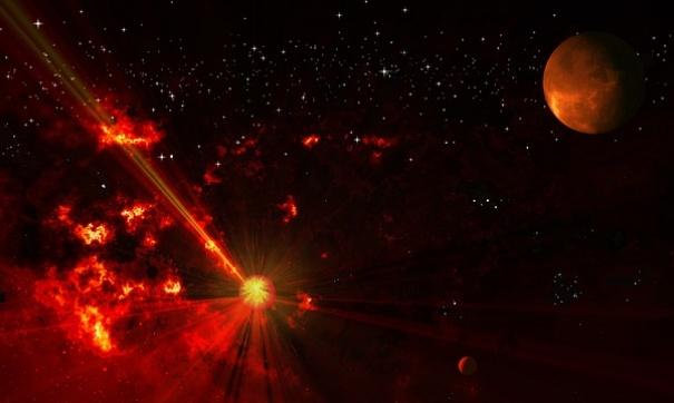 Камеры NASA запечатлели планету Нибиру