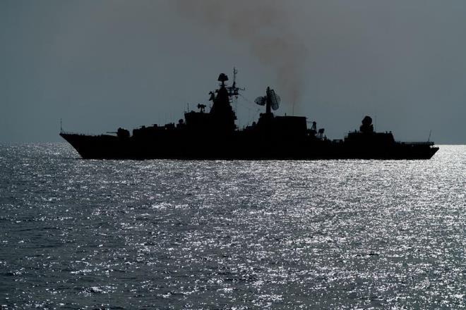 Российская морская пехота бо…