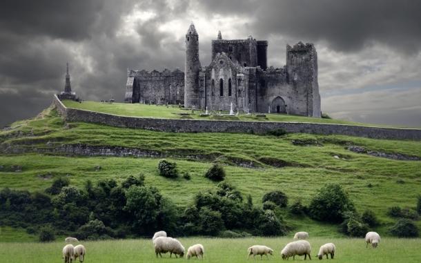 20 самых знаменитых замков, которые пока еще остались на Земле