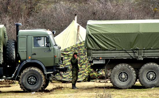 Путин присвоил частям армии России имена украинских городов