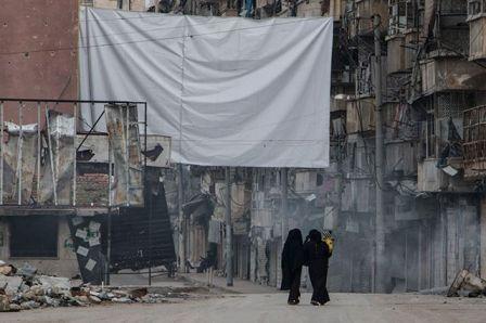 Кпроцессу примирения вСирии засутки присоединились 6 населенных пунктов
