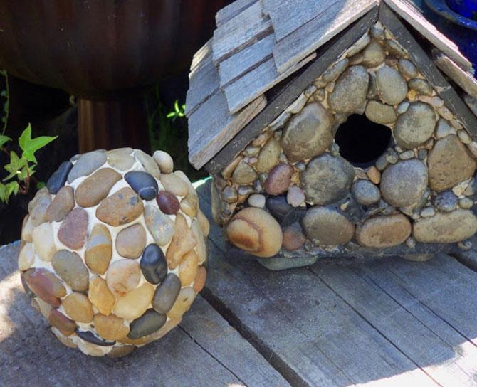 10 идей использования натурального камня