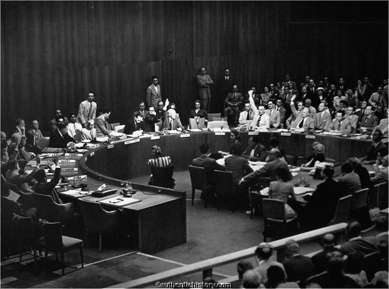 Почему Украина и Белоруссия стали членами ООН отдельно от СССР