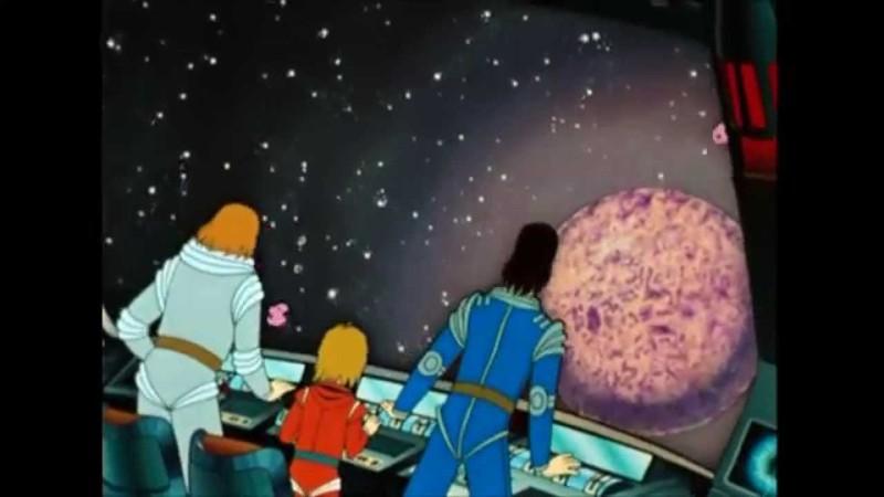Тайна третьей планеты. 80-е, дети, кино, фильмы